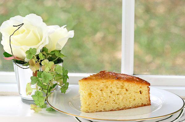 French Yogurt Cake recipe | sweet tooth | Pinterest
