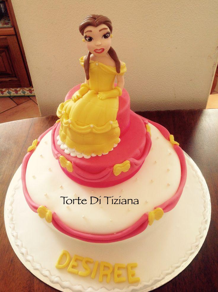 Cake Belle e la Bestia