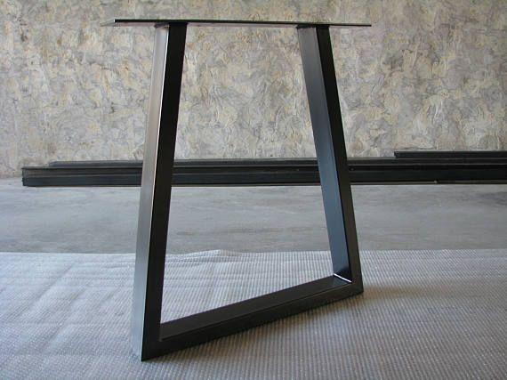 100 Nouveau Produit Fait De Materiaux De Haute Qualite Installation Facile Le Prix Comprend La Structure De N 2 Piec Metal Table Legs Metal Table Table Legs