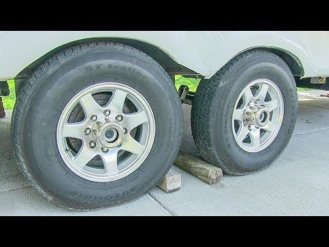 """""""How To"""" YouTube video inspecting RV tires! www.HelpSellMyRV.com Louisville Kentucky 502-645-3124"""