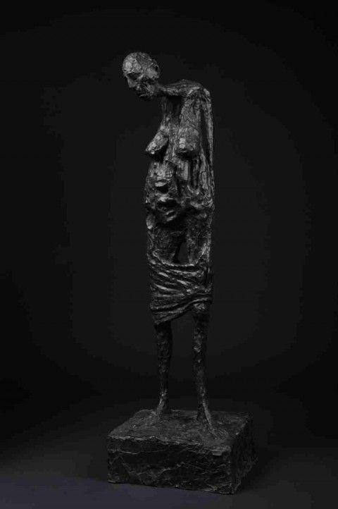 Marc Petit sculptures, plastic arts, visual arts, art
