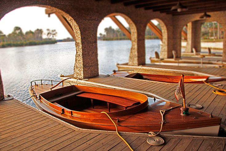 Frederica Boathouse