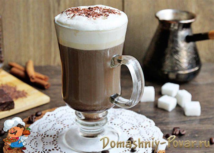 Кофе по-венски рецепт