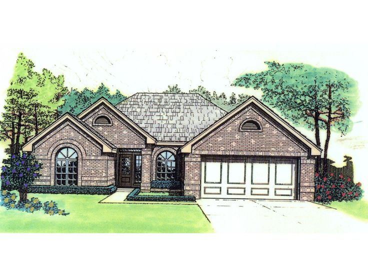81 best images about gables on pinterest stucco exterior for House plans and more com home plans