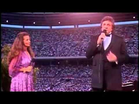 The Old Rugged Cross-Johnny & June Carter Cash.wmv  splang   Subscribe  376 videos