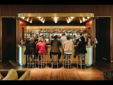 2018 Cocktail Bar of the Year: The Living Room at The Dewberry Hotel - Imbibe Magazine