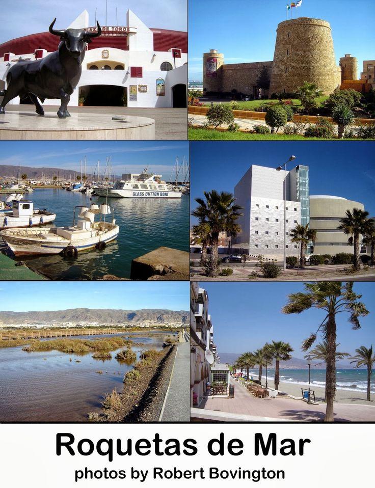 Roquetas de Mar (Almería)  #Roquetas, #Almería, #Spain, #España, #Andalusia, #Andalucía, #Bovington, #Travel