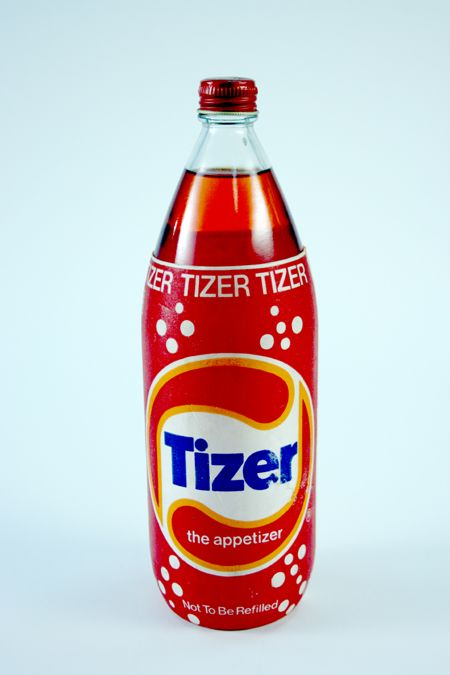 Tizer. Made by the same people as Irn-Bru. Similar but with less personality :)