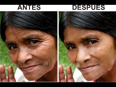 MASCARILLA!!! DE COLAGENO NATURAL.Y MAS PARA PIEL MADURA - YouTube