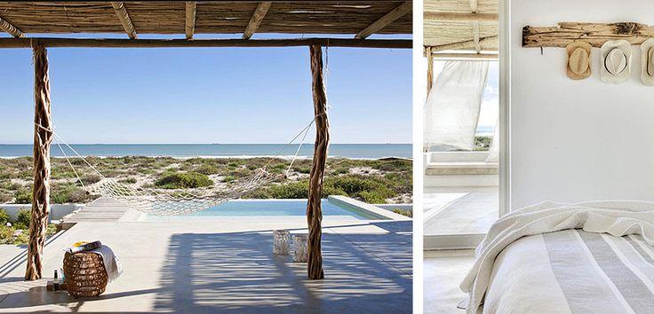 Una casa de veraneo en Sudáfrica - http://www.decoora.com/una-casa-de-veraneo-en-sudafrica.html