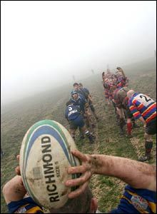 Rugby best Z day prep workout ever! Not only are you constantly sprinting you also are standing your ground and are constantly on the offense and defense of physical contact.