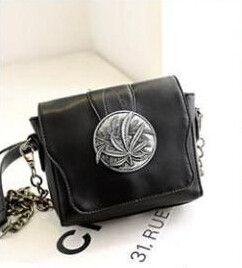 Women Messenger Bag 2016 Vintage Women Leather Handbags Cross-Body BagShoulder Bags Women Messenger Bags Antiquates Fashion