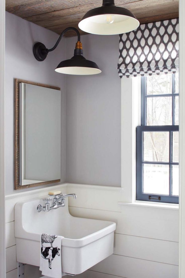 shades bathroom furniture uk%0A Exquisite farmhouse style home in North Shore  Massachusetts