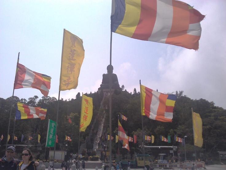 Day 30 - Big Buddha, Lantau Island