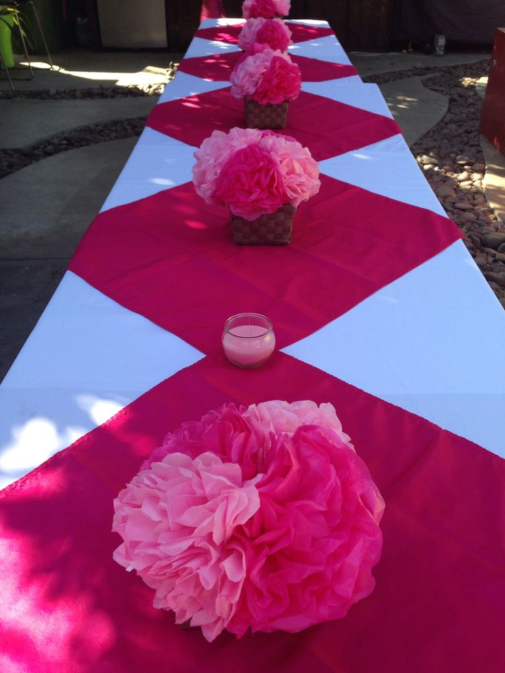 40 Best Centerpieces Using Tissue Paper Images On