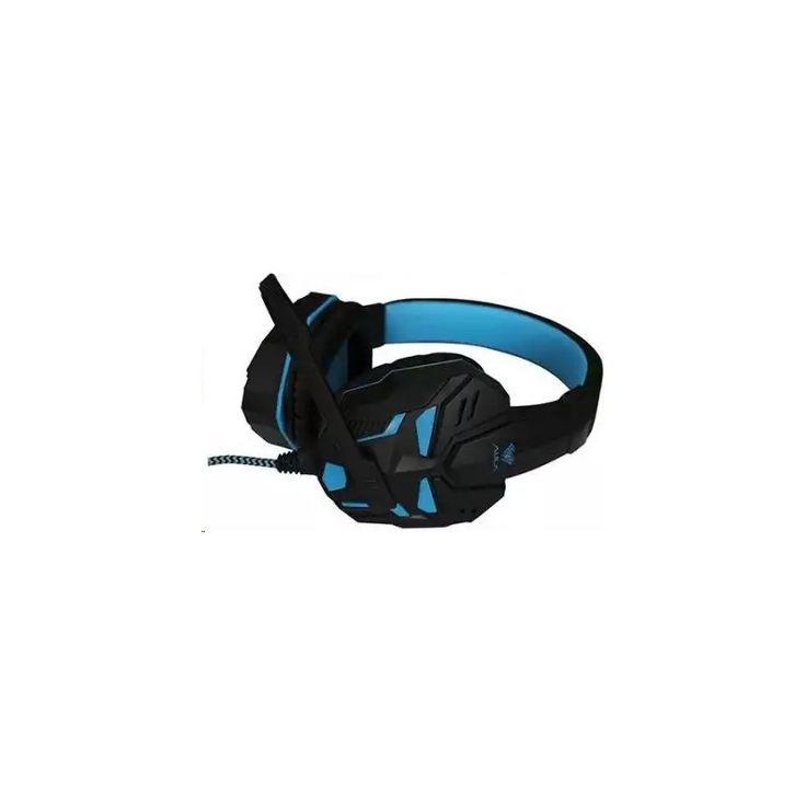 ACME AULA Prime LB-01 Gaming Headset Black-Blue