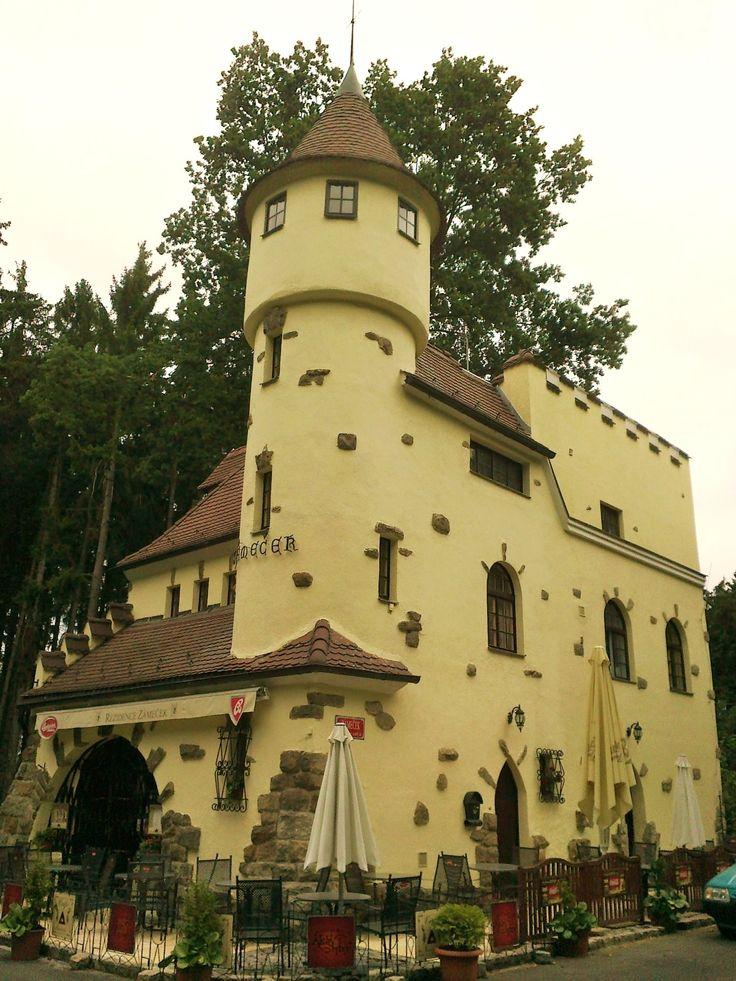 REZIDENCE ZÁMEČEK Františkovy Lázně
