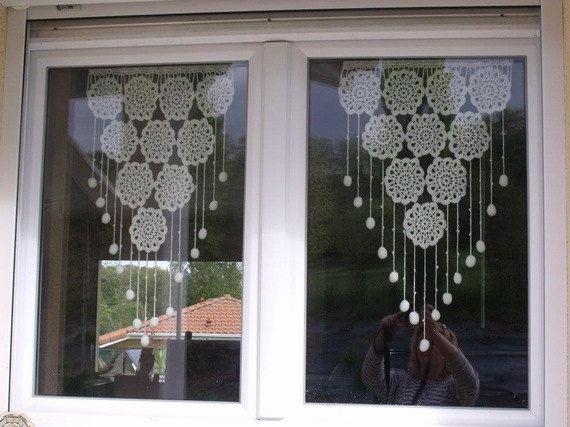 rideaux bretons de type bellilois par kerrozennshop sur Etsy