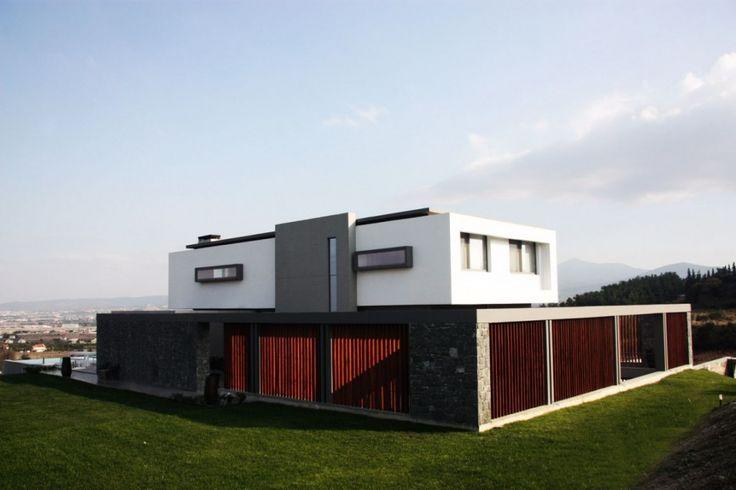 Une résidence privée en Grèce par Office 25 Architects
