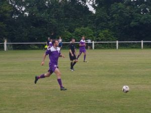 Heswall FC 1-0 AFC Liverpool