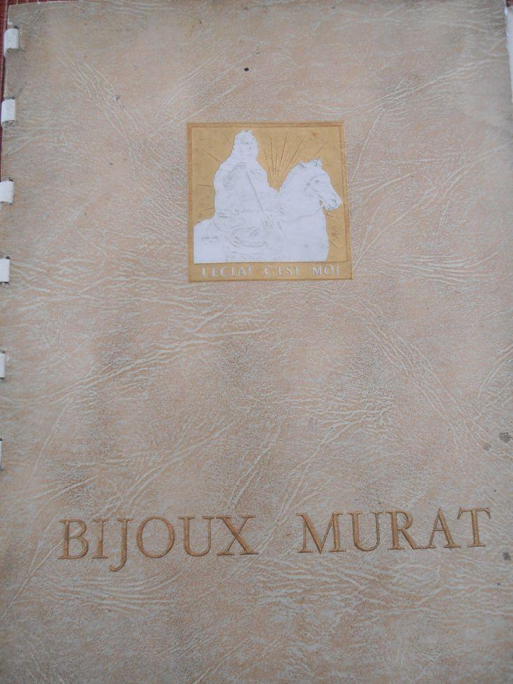 catalogue de bijoux Murat année 1956 (ref 24 ) in Livres, BD, revues, Livres anciens, de collection | eBay