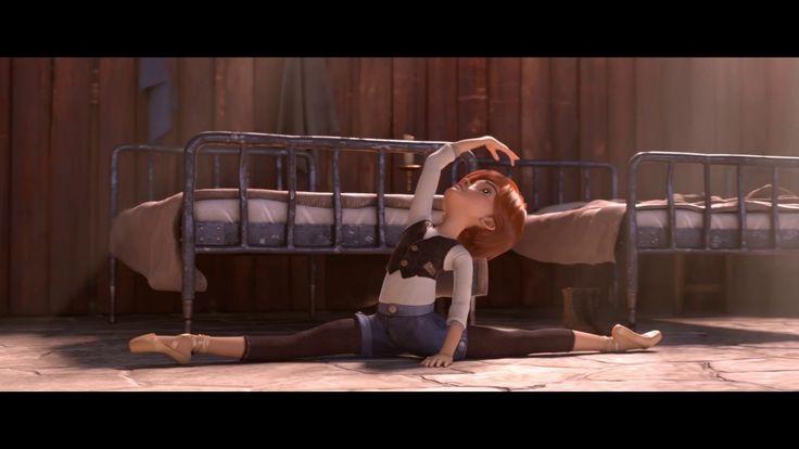"""Ballerina - Clip: """"La routine di allenamento"""""""
