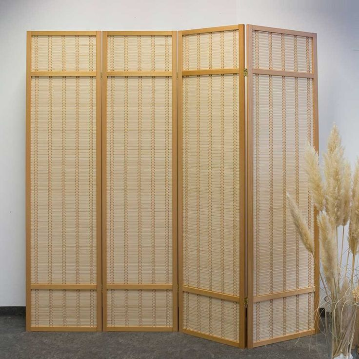 Viac ako 25 najlepších nápadov na Pintereste na tému Raumteiler - bambus im wohnzimmer