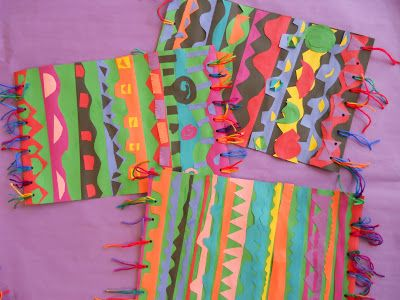The Elementary Art Room!: Dhurrie Rugs/Magic Carpets