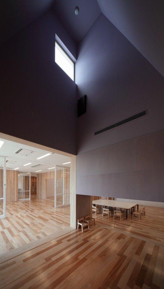 Leimond Shonaka Nursery School, Owariasahi, Aichi, Japan Desigend By  Archivision Hirotani Studio