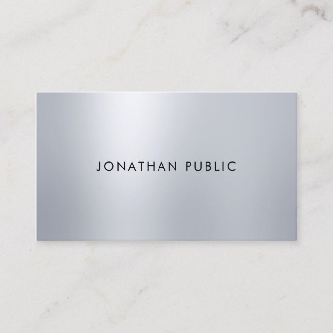 Pin On Custom Professional Business Cards
