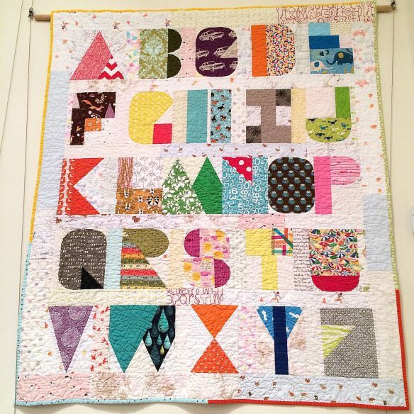 Best 25+ Alphabet quilt ideas on Pinterest | Baby quilt patterns ... : alphabet baby quilt pattern - Adamdwight.com
