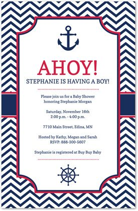 ahoy matey baby shower pinterest games