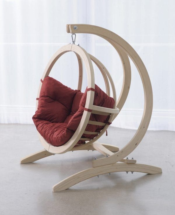 10 Cool Modern Indoor Hanging Chairs Ideas And Designs Hanging