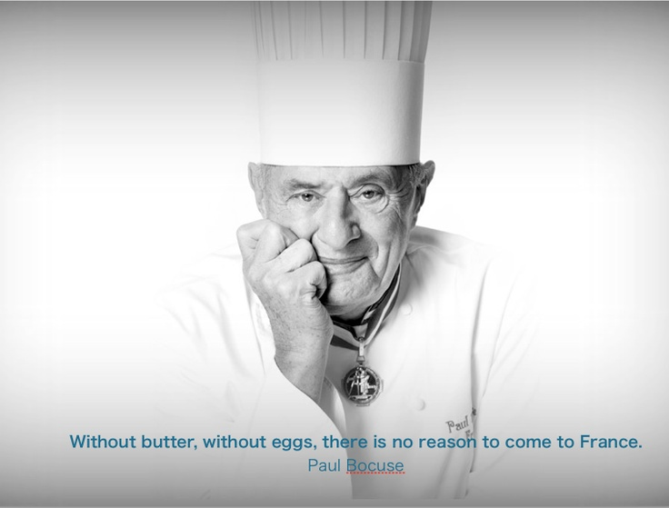 French legend, Chef Paul Bocuse
