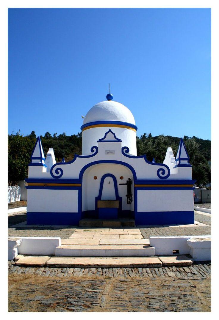 Old Foutain - Telheiro  - Telheiro - Monsaraz . Dist. Évora - ALENTEJO Central, PORTUGAL  by FilipaGrilo