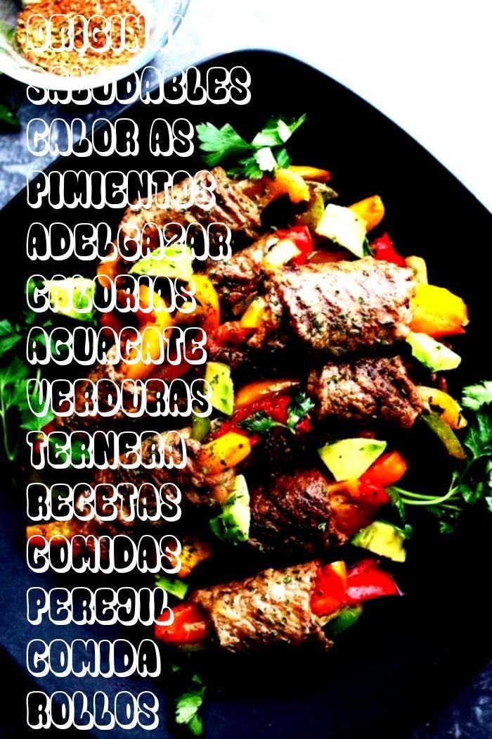 calorias de pimientos