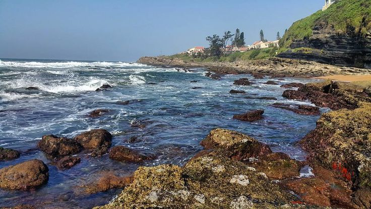 Exploring the rocks during low tide. #explore #rockyshore #sea #ocean #fun