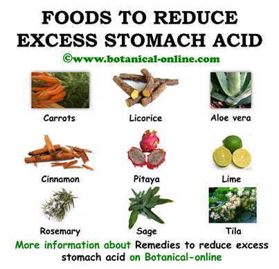 Home Remedies For Stomach Ulcers The Phytotherapy In The