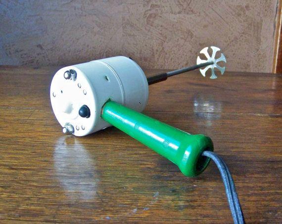 Electric Hand Mixers Kitchen ~ Antique mixer heinze electric s hand held