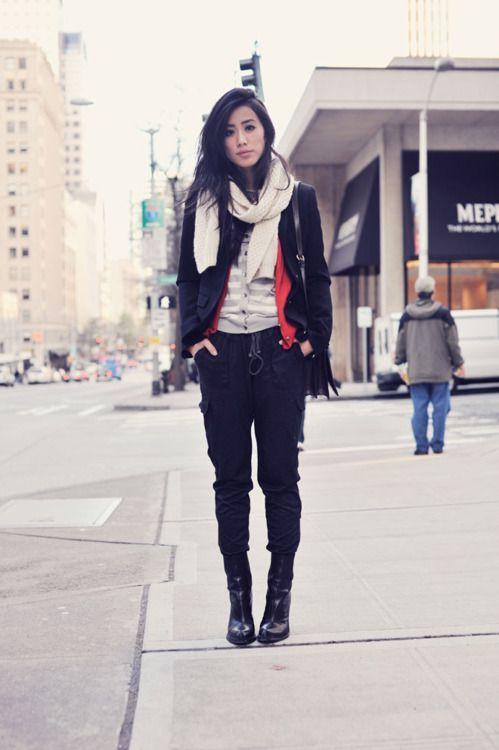 Seattle street style... - Bohemian, Boho Chic And Hippie Fashion