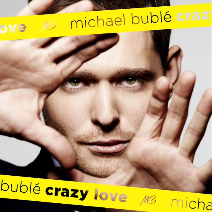 Michael Buble and his #album cover. Love his #music.  Do you guys have a favorite song?