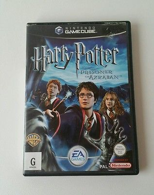 Harry Potter and the Prisoner of Azkaban: Nintendo Gamecube EA Games