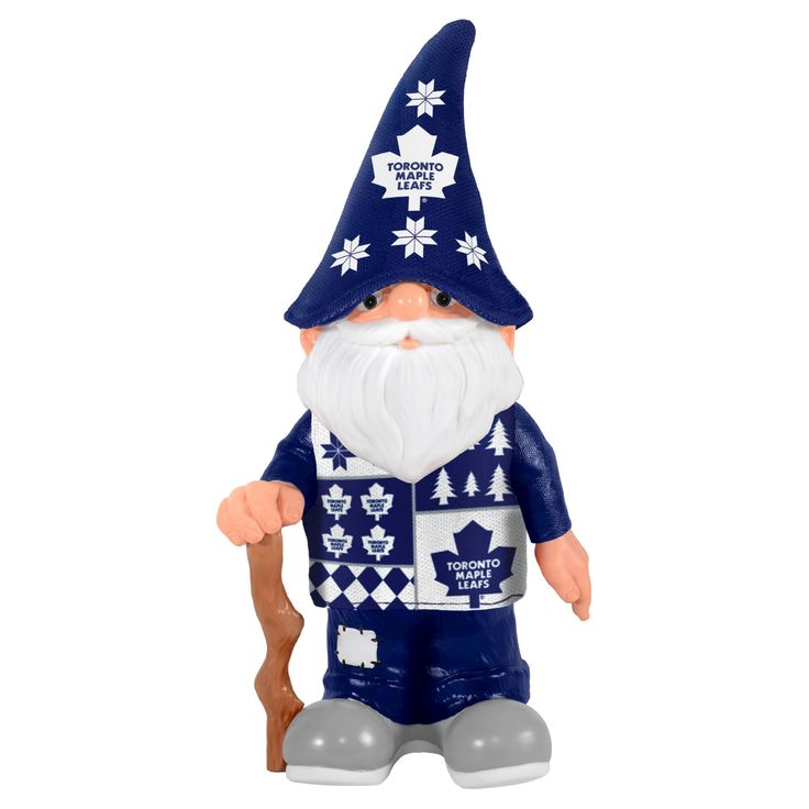 Forever Collectibles - NHL Real Ugly Sweater Gnome, Toronto Maple Leafs