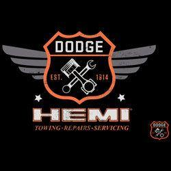 DODGE HEMI dodge  sports  cars  pick up truck t-shirt tee