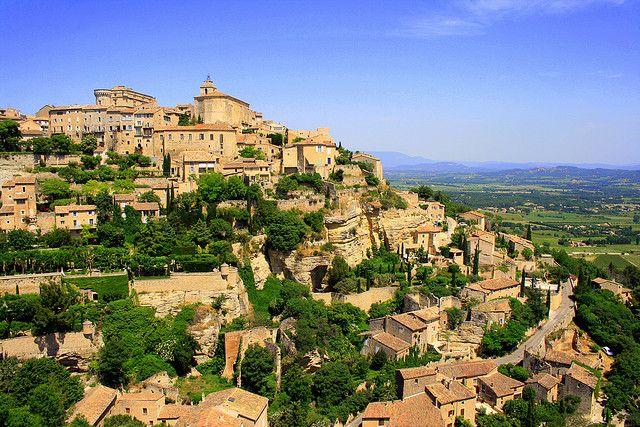 Provenza, Francia (Gordes)