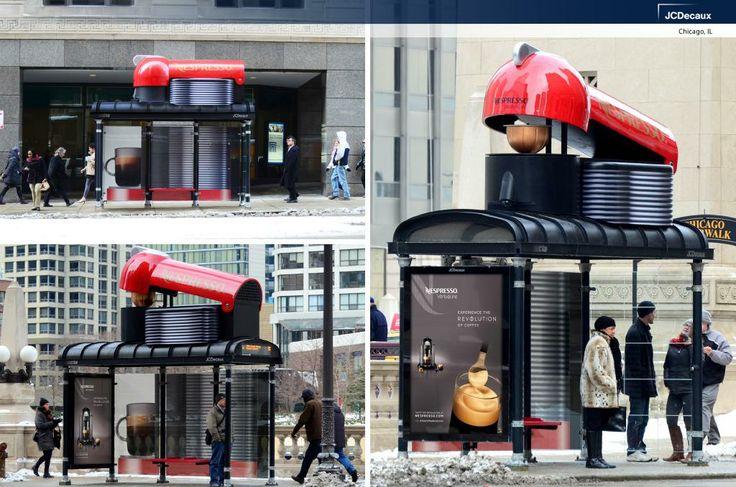 Nespresso Chicago. Think Big!!