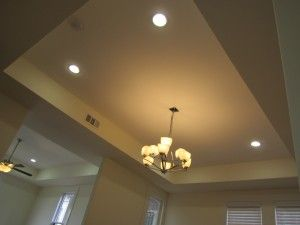 Fabulous Crown Molding Tray Ceiling Rope Lighting Part 87