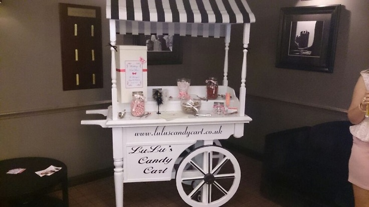 Candy cart for all occasions