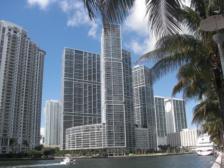 Icon Brickell complex in Miami