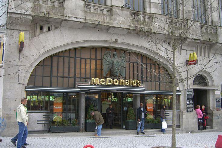 Los McDonald's más llamativos del mundo - Taringa!